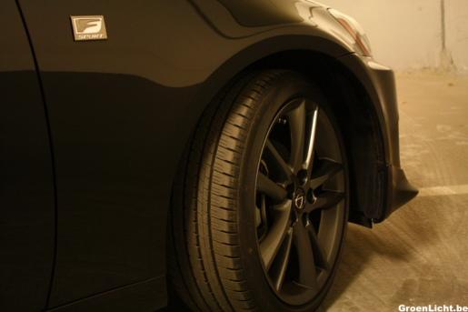 20 jaar Lexus IS250 F-Sport