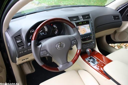 20 jaar Lexus GS450h