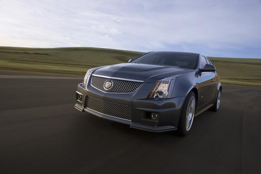 Cadillac CTS-V 2008