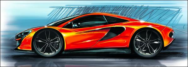 Preview: McLaren P13 krijgt 444 pk