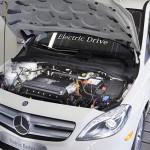 Mercedes start productie elektrische B-Klasse Electric Drive