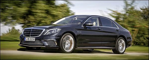 Officieel: Mercedes S65 AMG 2014