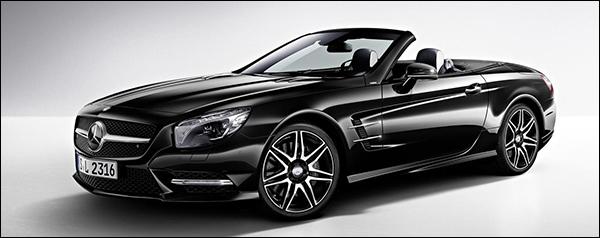 Officieel: Mercedes SL400 Roadster