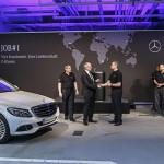 Productie Mercedes C-Klasse W205 gestart!