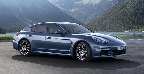 Porsche Panamera Diesel - update 2014