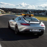 Mercedes-AMG GT S is de nieuwe F1 safety car