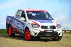 Officieel: Ssangyong Rallycross Cup (SRX)