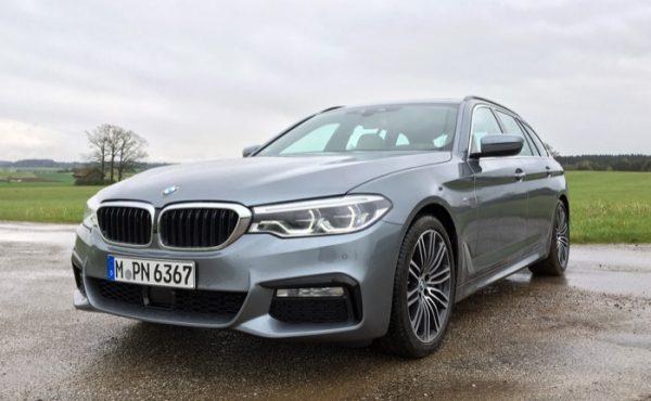 Kort Getest: BMW 5-Reeks Touring G31 (2017)