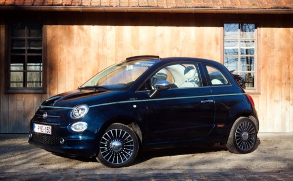 rijtest fiat 500c riva twinair 2016. Black Bedroom Furniture Sets. Home Design Ideas