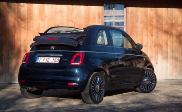 Rijtest: Fiat 500C Riva TwinAir (2016)