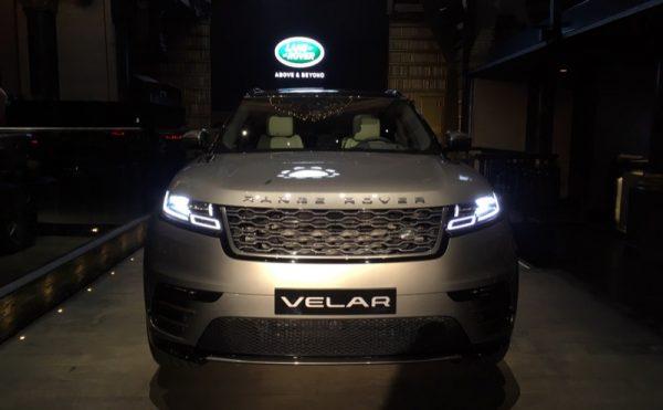 Meet & Greet: Land Rover Range Rover Velar SUV (2017)