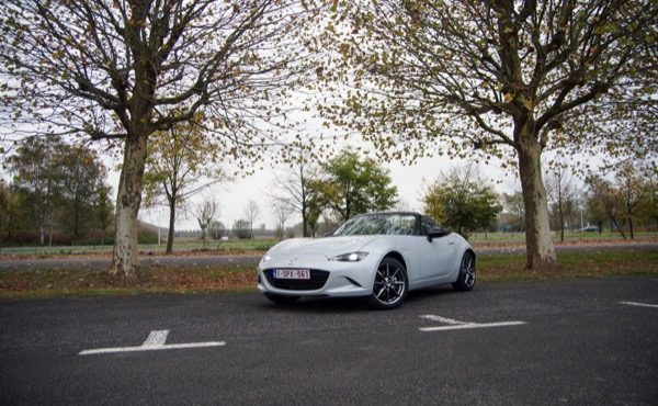 Rijtest: Mazda MX-5 160 Edition (2017)