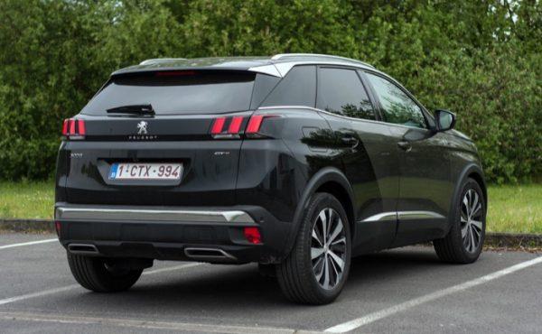 Rijtest: Peugeot 3008 GT 2.0 BlueHDi (2016)