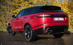 Rijtest: Range Rover Velar D300 (2017)