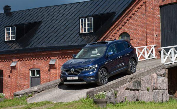 Kort Getest: Renault Koleos SUV (2017)