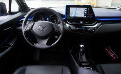 Rijtest: Toyota C-HR 1.8 Hybride (2016)
