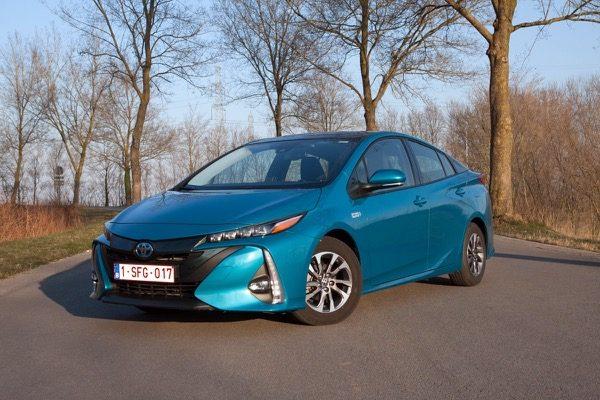 Rijtest: Toyota Prius Plug-in 1.8 Hybride (2018)