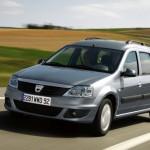 Dacia Logan Autosalon Brussel 2012