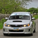 Subaru WRX STI Mountain Course