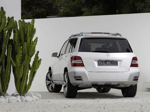 Mercedes GLK Freesider concept
