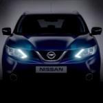 Nissan Qashqai 2014 teaser