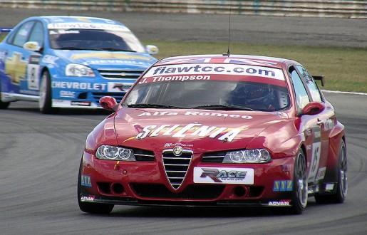 Alfa Romeo 156 WTCC