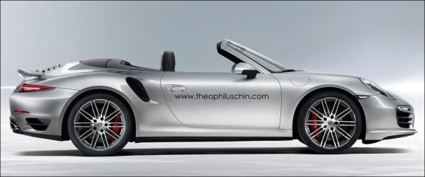 Porsche Turbo Cabriolet