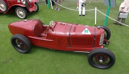Alfa Romeo P2 Gran Premio