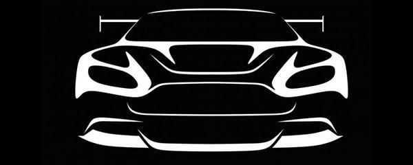 Teaser: Aston Martin Vantage GT3