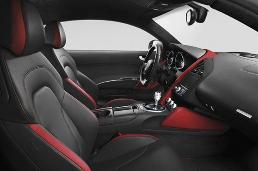 AUDI R8 Limited Edition Interior