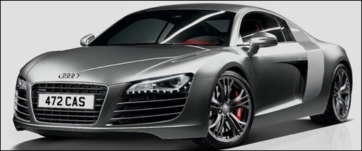 AUDI R8 Limited Edition
