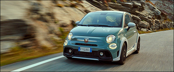 Officieel: Abarth 695 70th Anniversario special edition (2019)