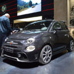 Autosalon Brussel 2017 live: Abarth (Paleis 5)""