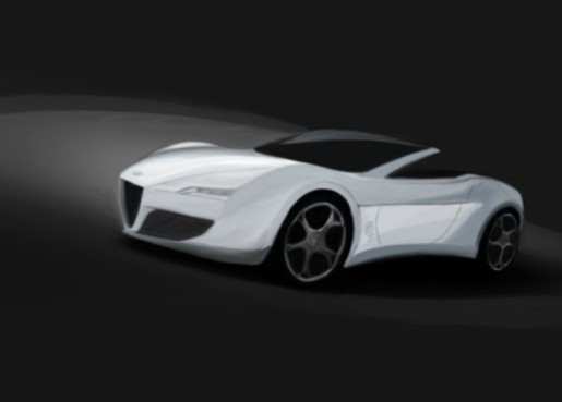 Alfa 6C 3200 Cento groot