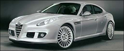 Alfa Romeo 169 Impressie