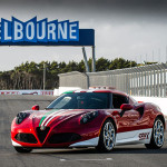 Alfa Romeo 4C is de nieuwe SBK Safety Car