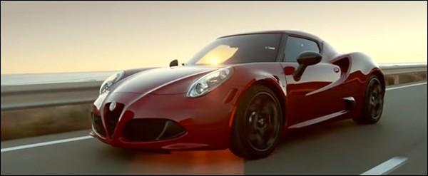 Video: Alfa Romeo 4C speelt in op het gevoel