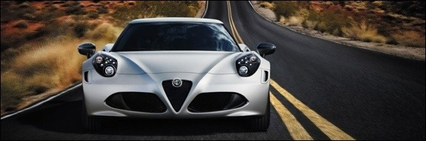 Alfa Romeo 4C Launch Edition productie