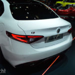 Alfa Romeo Autosalon van Brussel 2017 01