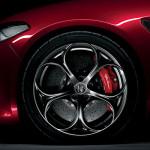 Autosalon Brussel 2016: Alfa-Romeo