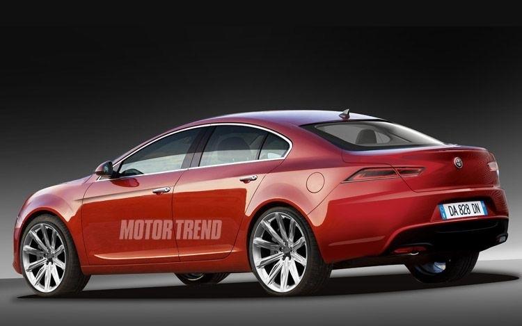 Komt de Alfa Romeo Giulia volgend jaar al?