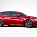 Preview: Alfa Romeo Giulia Sportwagon (2018)