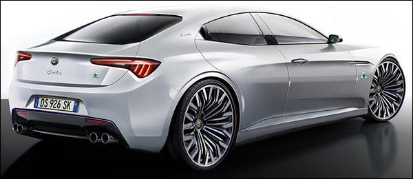 Impressie: Alfa Romeo Giulia