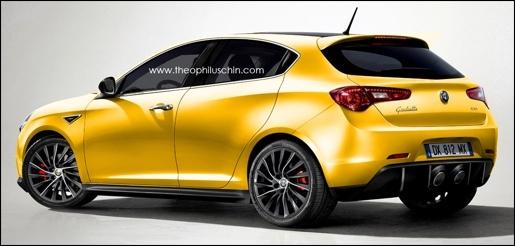 Alfa Romeo Giulietta GTA Preview