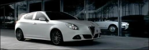 Alfa Romeo Giulietta Promo