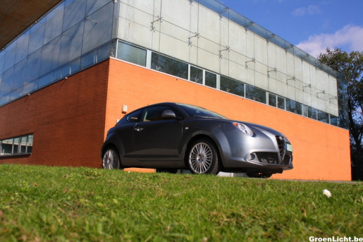 Alfa Romeo MiTo TCT