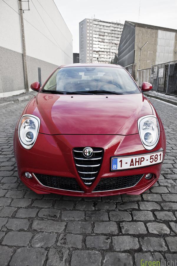 Alfa Romeo MiTo TCT 1.4 135 pk test