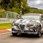 Alfa Romeo Stelvio Quadrifoglio claimt Nürburging record