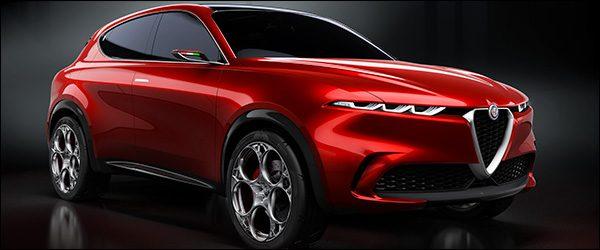 Officieel: Alfa Romeo Tonale Concept (2019)