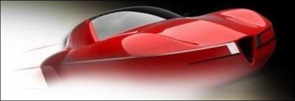Alfa Romeo Touring Superleggera Disco Volante Concept 2012